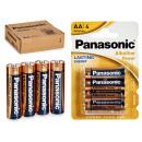 batteria alcalina Panasonic lr6 aa 1.5v blis