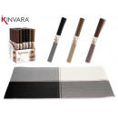 wholesale Table Linen: table mat 30x45 square gr, colors 3 times south