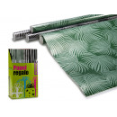 wrapping paper roll 70x200 sheets, 2 times assorte