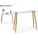 table rubi legs effect wood