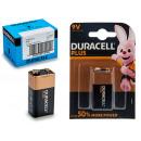 wholesale Batteries & Accumulators: Duracell - alkaline plus 9v blister 1 battery