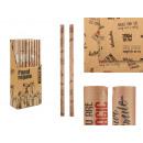 roll paper gift 70x200 kraft phrases 2
