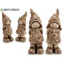 grossiste Vetements: figurine en résine elfe debout habillé sur2