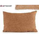 cushion 30x50 light brown