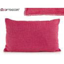 wholesale Cushions & Blankets:fuchsia cushion 30x50