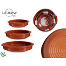 set of 3 pots 22cm + 28cm + 34cm
