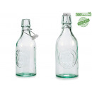 900ml recycled glass bottle