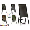 black led luminous blackboard 50x70cm