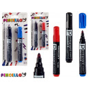 set of 2 permanent markers 2 colors