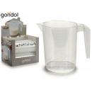 Measuring plastic jug 1.3 lts