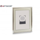 wholesale Pictures & Frames: Photo frame 15x20 thin frame silver paspart