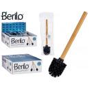 grossiste Outils a main:brosse en bambou noir