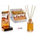 wholesale Room Sprays & Scented Oils: mikado 50ml with wooden rod