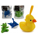sponge animals 3 times assorted