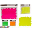 Angebotsplakat 10 Stück Farben 4 fach sortiert