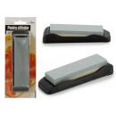 coltelli per affilare le pietre colore nero