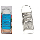 metal grater 3 shapes 11x30cm