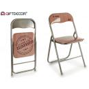 foldable chair guarantee