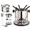 wholesale Kitchen Electrical Appliances: 18cm stainless steel fondue set