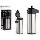 wholesale Thermos jugs: thermo tap stainless steel 1,9l