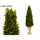 artificial plant shrub long leaf