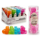 wholesale Kitchen Utensils: set of 18 colored ice cubes 4 times surti