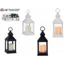 hurtownia Artykuly elektroniczne: latarnia świeca doprowadziła plastikowe małe ...