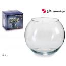 Réservoir de poissons de 6,2 l en cristal
