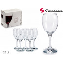 Set mit 6 Gläsern 25,5 cl Kaiserwein