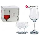 wholesale Drinking Glasses: set of 6 glasses isabella 400cc