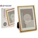 wholesale Ironmongery: 13x18cm gold thin aluminum photo frame