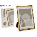 Cadre photo en aluminium mince, or 15x20cm