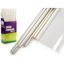 Bioflor 70x500cm transparent rolls