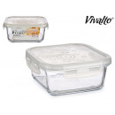 wholesale Lunchboxes & Water Bottles: glass lunch box 75cl lid silico