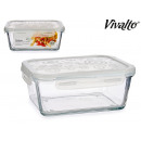 wholesale Lunchboxes & Water Bottles: Large rectangular lunch box 140cl lid