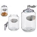 grossiste Tasses & Mugs: grande jarre à biscuits en verre