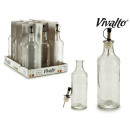 wholesale Working clothes: transparent glass oiler with v peak