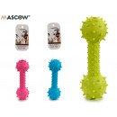 pet teether silicone skewers, colors 3 times