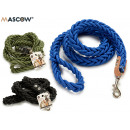 braided mascot strap, colors 3 times assorted