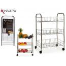 wholesale Kids Vehicles: metal greenhouse 3 floors with wheels