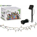 grossiste Electronique de divertissement: Couronne solaire multicolore 200 LED