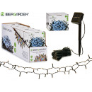 wholesale DVD & TV & Accessories: solar wreath 100 white leds
