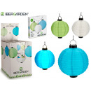 solar lantern assorted 3 colors