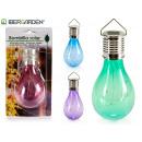 wholesale Illuminants: solar bulb assorted 4 colors