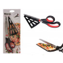 kitchen scissors with stand for pizzas
