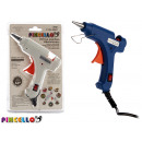 wholesale Garden & DIY store: hot melt silicone gun, colors 2 times south
