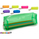 hurtownia Artykuly szkolne: plastikowe przezroczyste kolory obudowy 6 ...