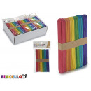 wholesale Gifts & Stationery: set of 50 manuali wood sticks, colors surti
