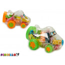 set of plasticine and molds car colors 2 ve