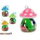 wholesale School Supplies: set of plasticine and molds piggy bank mushroom 4